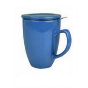 Mug Tisanière bleu foncé 0,35L