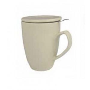 Mug Tisanière gris 0,35L