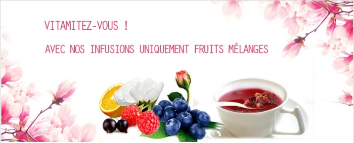 Mélanges de fruits